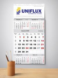 CALENDAR UNIFLUX