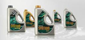 Gama de produse Petronas Syntium