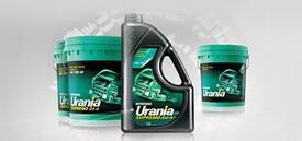 Gama de produse Petronas Urania